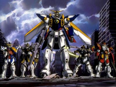 Una nueva secuela de Gundam W: Endless Waltz llegará al papel