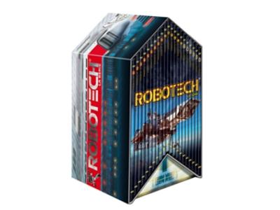 Llega una nueva edición especial de la saga Robotech